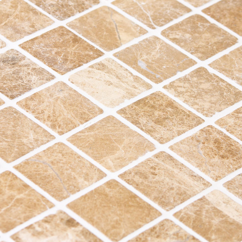 Mosa que marbre emparador beige indoor by capri for Carrelage 04