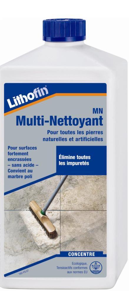 Multi Nettoyant Lithofin Pierre Naturelle   Litres  Indoor By Capri